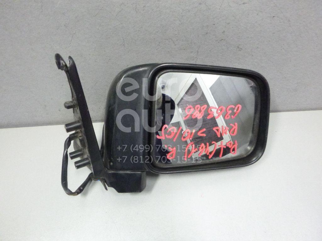 Зеркало правое электрическое для Nissan Patrol (Y61) 1997-2009 - Фото №1