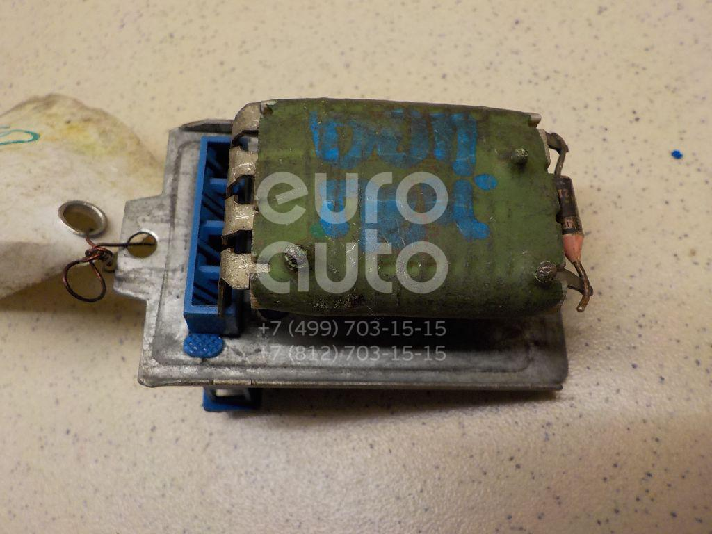 Резистор отопителя для Ford,VW,Seat Galaxy 1995-2006;Sharan 1995-1999;Alhambra 1996-2001;Sharan 2000-2006;Sharan 2006-2010;Alhambra 2001-2010 - Фото №1