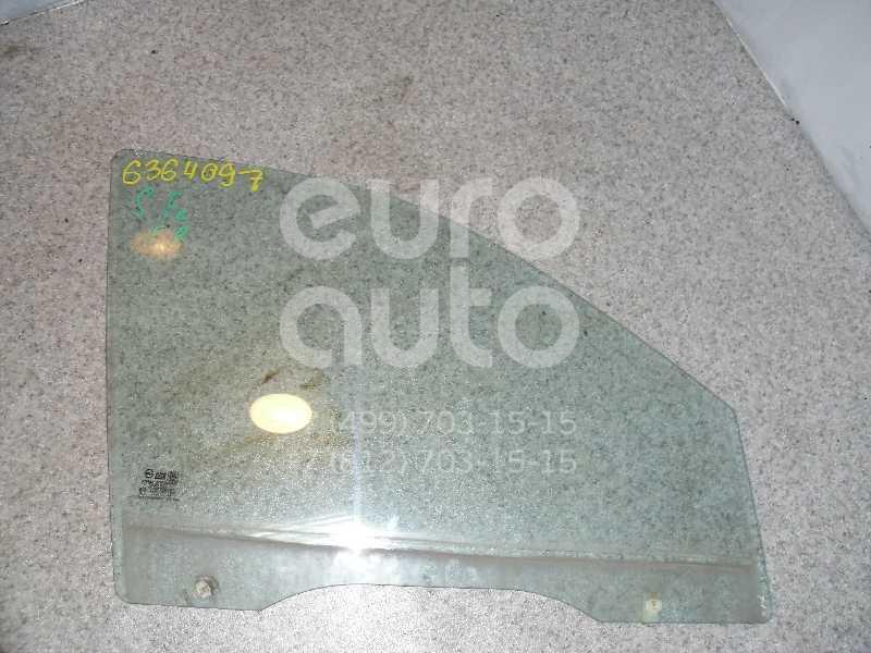 Стекло двери передней правой для Hyundai Santa Fe (SM) 2000-2005 - Фото №1
