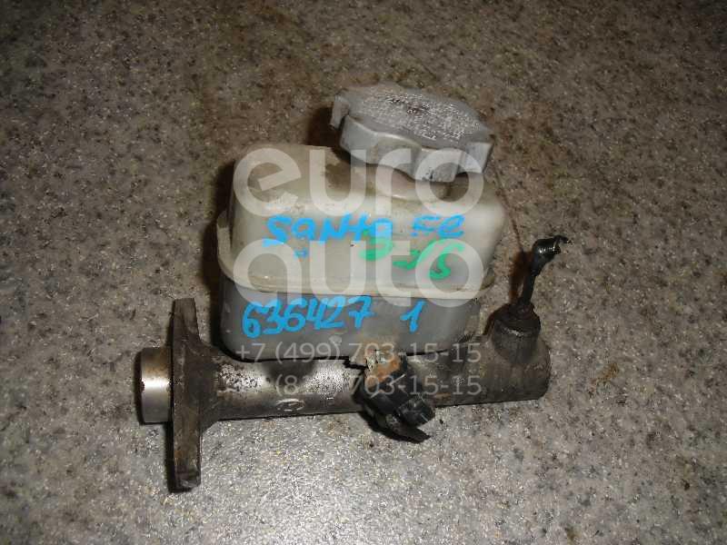 Цилиндр тормозной главный для Hyundai Santa Fe (SM)/ Santa Fe Classic 2000-2012 - Фото №1