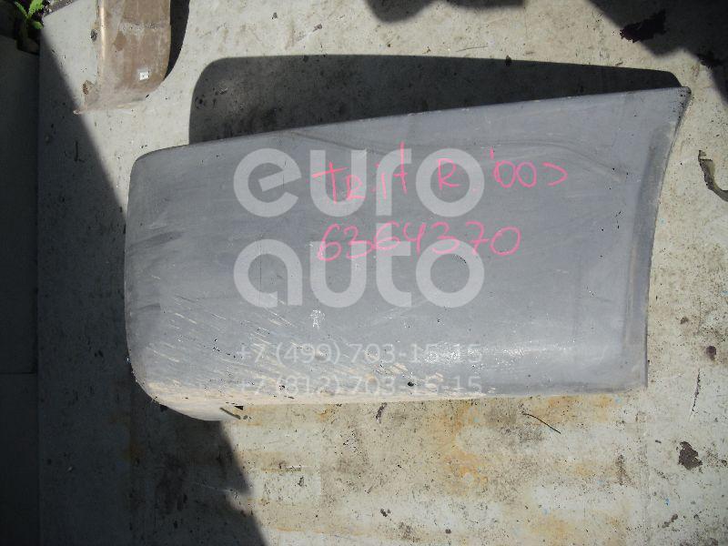 Накладка заднего бампера правая для Ford Transit [FA] 2000-2006;Transit 2006> - Фото №1