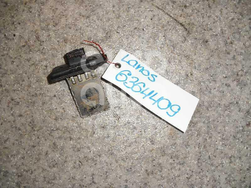 Резистор отопителя для Chevrolet,Daewoo Lanos 2004-2010;Lanos 1997-2009;Nubira 1997-1999 - Фото №1