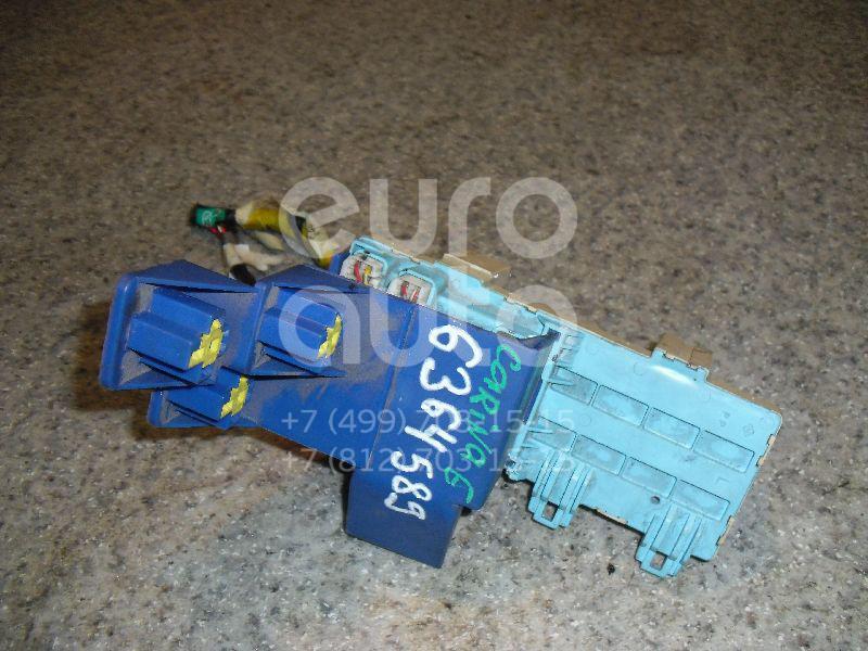 Блок предохранителей для Toyota Carina E 1992-1997 - Фото №1