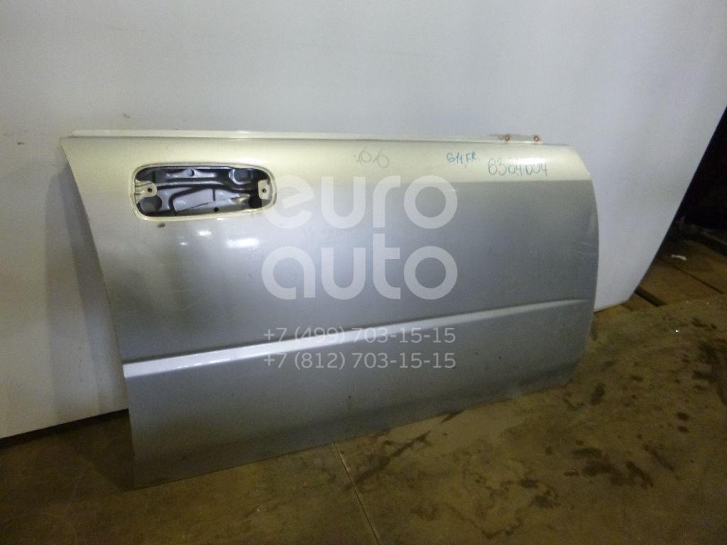 Дверь передняя правая для Subaru Impreza (G11) 2000-2007 - Фото №1