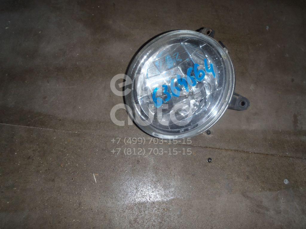 Фара противотуманная правая для Subaru Impreza (G11) 2000-2007 - Фото №1