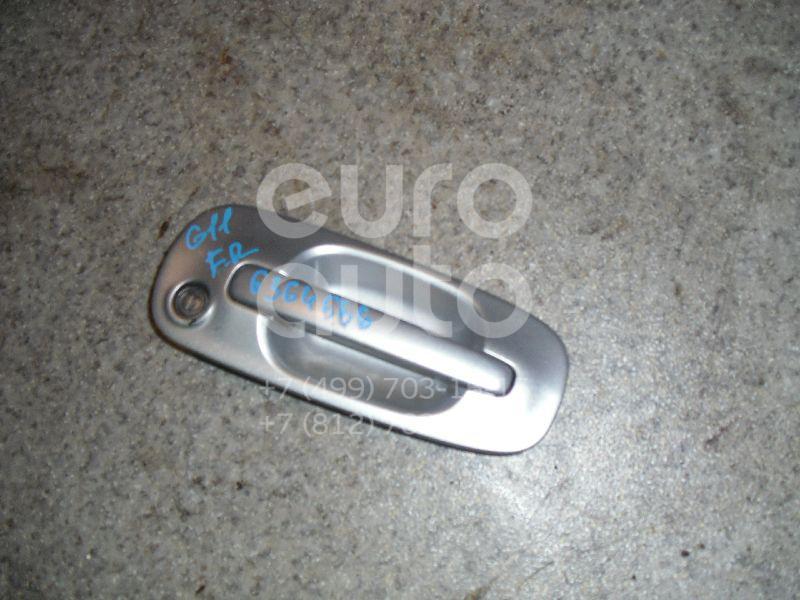 Ручка двери передней наружная правая для Subaru Impreza (G11) 2000-2007 - Фото №1