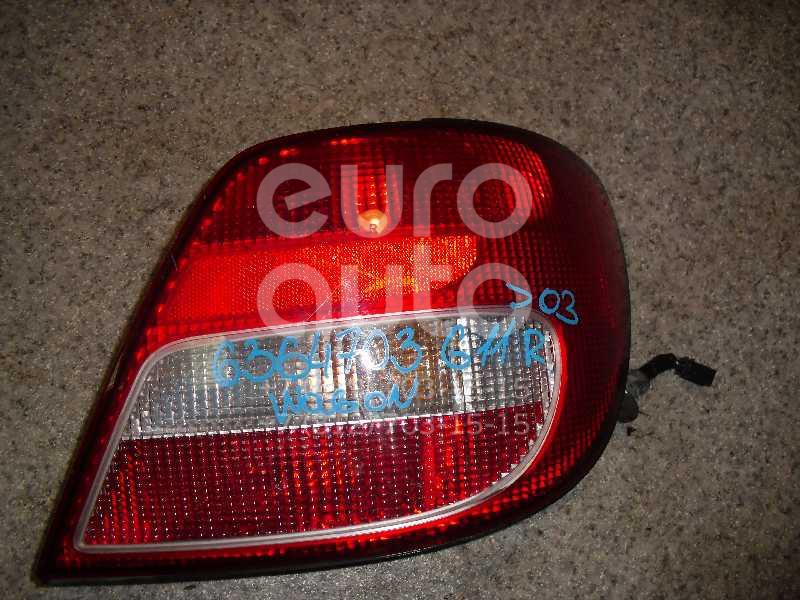 Фонарь задний правый для Subaru Impreza (G11) 2000-2007 - Фото №1