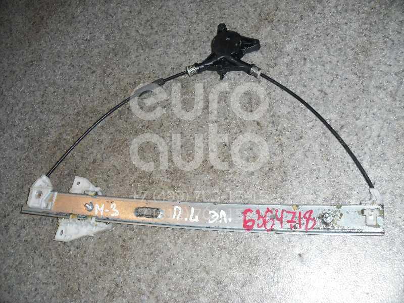 Стеклоподъемник электр. передний левый для Mazda Mazda 3 (BK) 2002-2009 - Фото №1