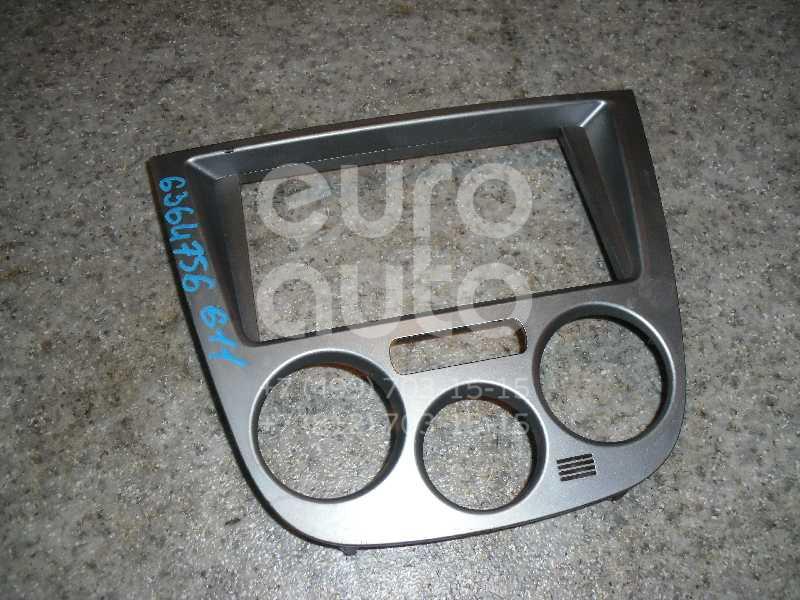 Рамка магнитолы для Subaru Impreza (G11) 2000-2007 - Фото №1