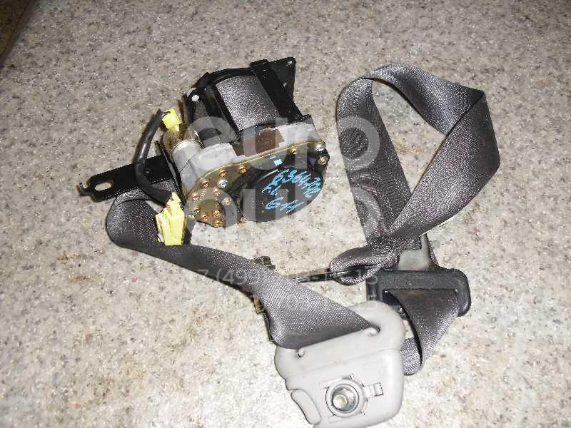 Ремень безопасности с пиропатроном для Subaru Impreza (G11) 2000-2007 - Фото №1