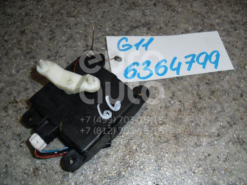 Моторчик заслонки отопителя для Subaru Impreza (G11) 2000-2007 - Фото №1