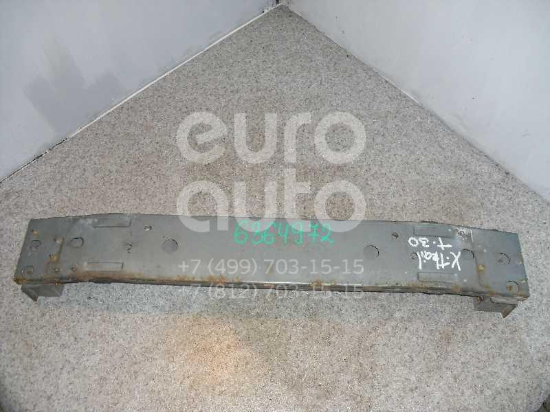 Усилитель переднего бампера для Nissan X-Trail (T30) 2001-2006 - Фото №1