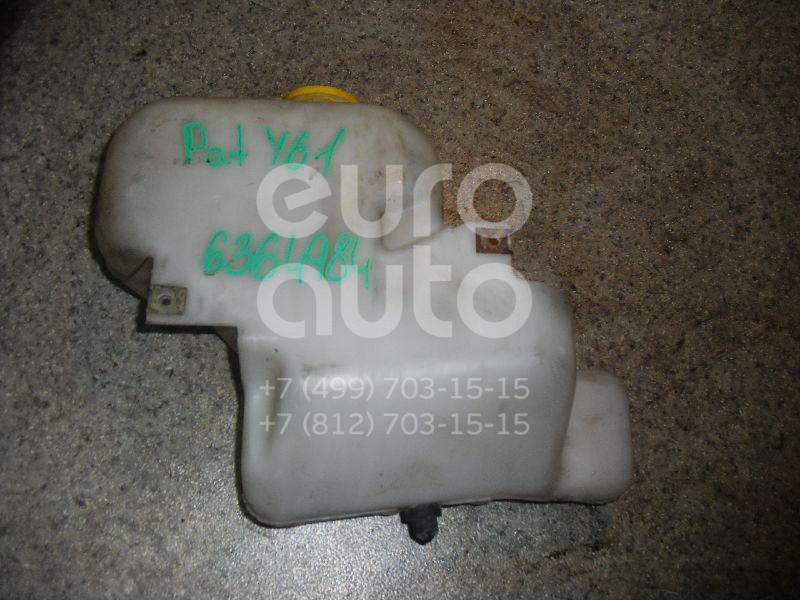 Бачок омывателя лобового стекла для Nissan Patrol (Y61) 1997-2009 - Фото №1
