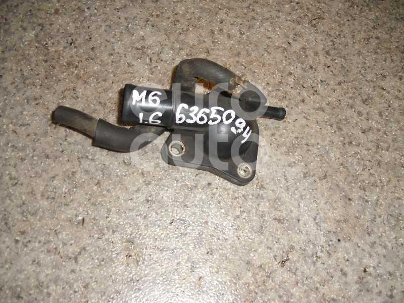 Фланец двигателя системы охлаждения для Mazda Mazda 3 (BK) 2002-2009;Mazda 2 (DE) 2007-2014 - Фото №1