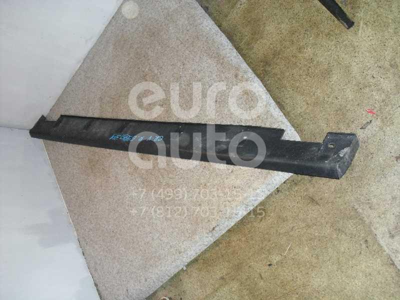 Накладка на порог (наружная) для Honda CR-V 2002-2006 - Фото №1