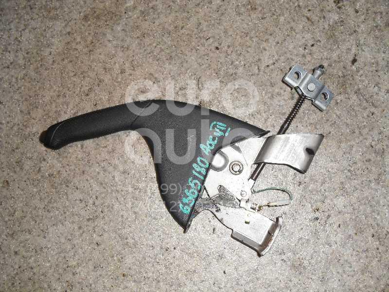 Рычаг стояночного тормоза для Honda Accord VII 2003-2008 - Фото №1