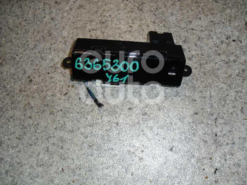 Дисплей информационный для Nissan Patrol (Y61) 1997-2009 - Фото №1