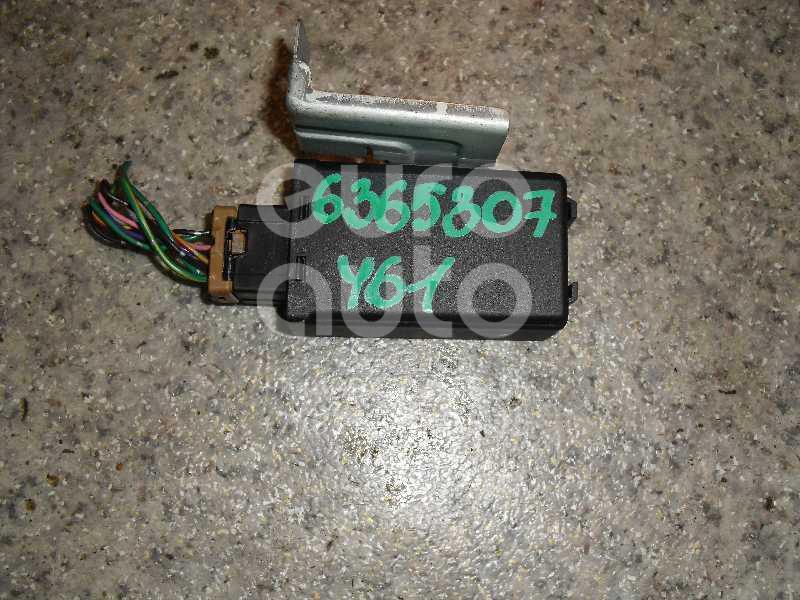 Блок электронный для Nissan Patrol (Y61) 1997-2009;Almera N16 2000-2006;Maxima (A33) 2000-2005;X-Trail (T30) 2001-2006 - Фото №1