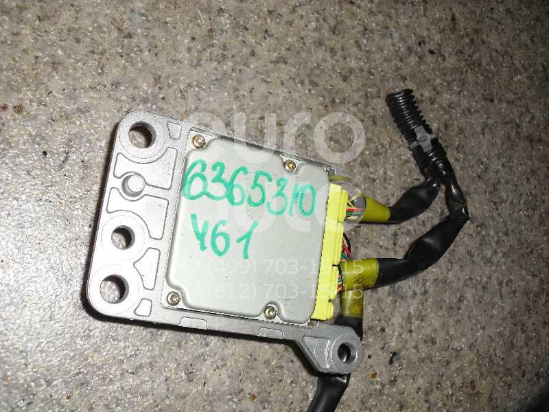 Блок управления AIR BAG для Nissan Patrol (Y61) 1997-2009 - Фото №1