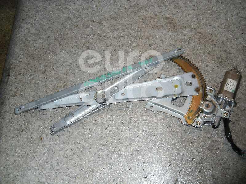 Стеклоподъемник электр. передний правый для Nissan Patrol (Y61) 1997-2009 - Фото №1