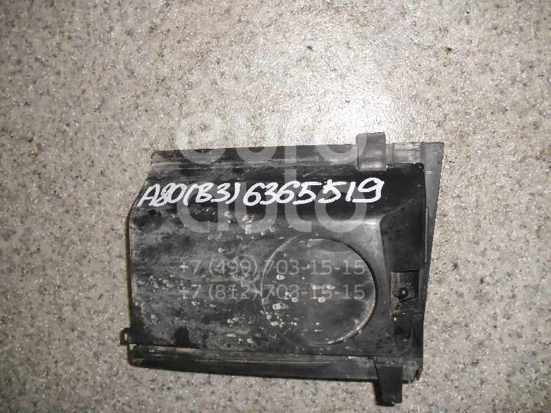 Воздуховод для Audi 80/90 [B3] 1986-1991;80/90 [B4] 1991-1994 - Фото №1