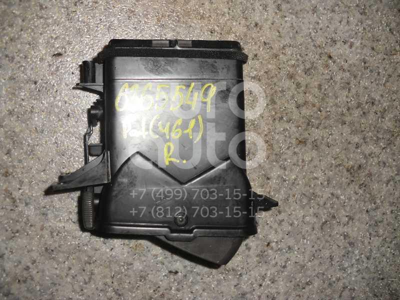 Дефлектор воздушный для Nissan Patrol (Y61) 1997-2009 - Фото №1