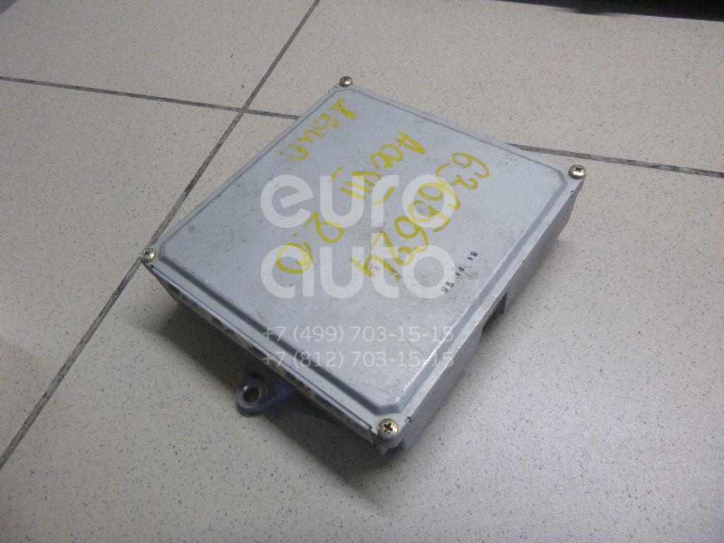 Блок управления двигателем для Honda Accord VII 2003-2008 - Фото №1