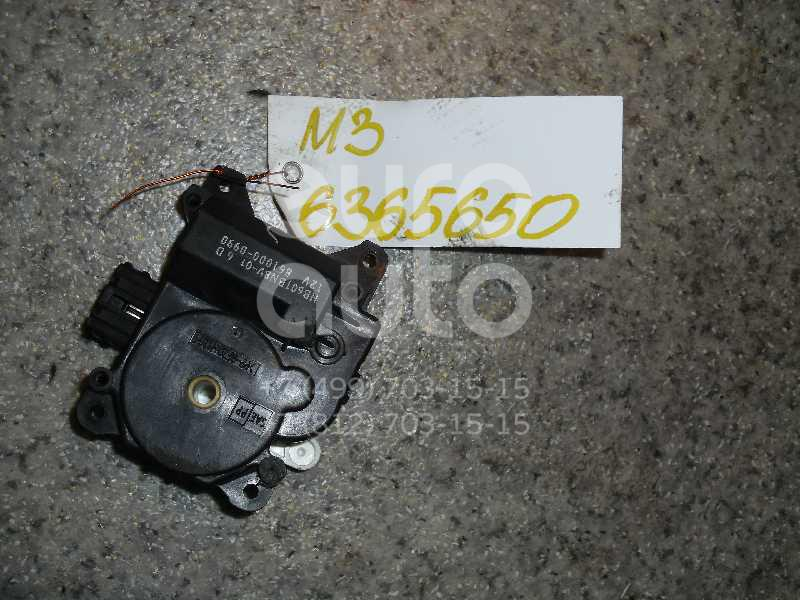 Моторчик заслонки отопителя для Mazda Mazda 3 (BK) 2002-2009 - Фото №1