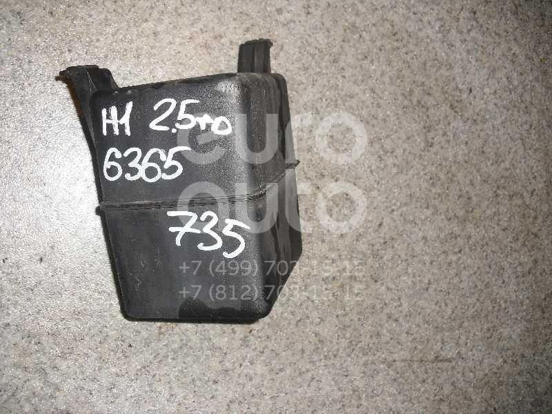 Резонатор воздушного фильтра для Hyundai Starex H1 1997-2007 - Фото №1