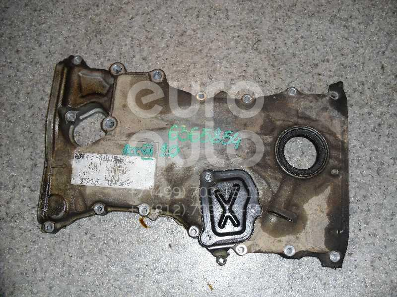 Крышка двигателя передняя для Honda,Acura Accord VII 2003-2007;Civic 2001-2005;FR-V 2005-2010;CR-V 2002-2006;RSX 2001-2006;Stream 2001-2005 - Фото №1