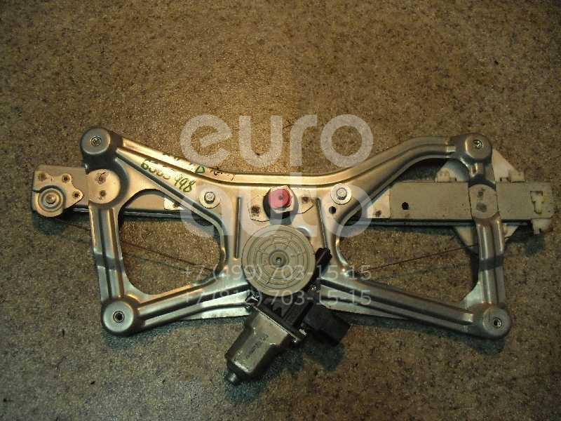 Стеклоподъемник электр. передний правый для Honda Civic 4D 2006-2012 - Фото №1