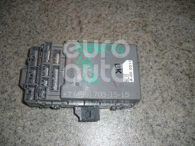 Блок предохранителей для Honda Civic 4D 2006-2012;Civic 5D 2006-2012 - Фото №1
