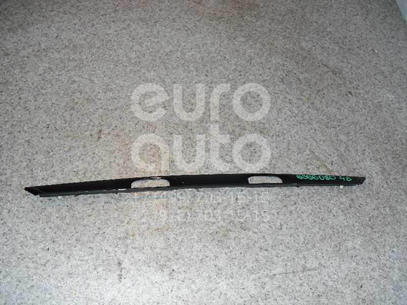 Накладка крышки багажника для Honda Civic 4D 2006-2012 - Фото №1