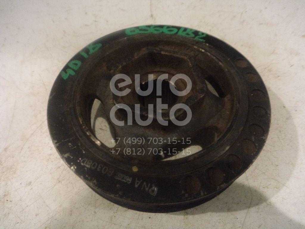Шкив коленвала для Honda Civic 4D 2006-2012;FR-V 2005>;Civic 5D 2006-2012 - Фото №1