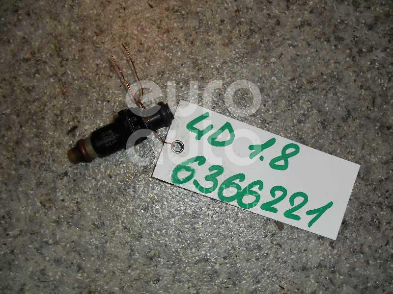 Форсунка инжекторная электрическая для Honda Civic 4D 2006-2012;Civic 5D 2006-2012;Jazz 2008-2015 - Фото №1