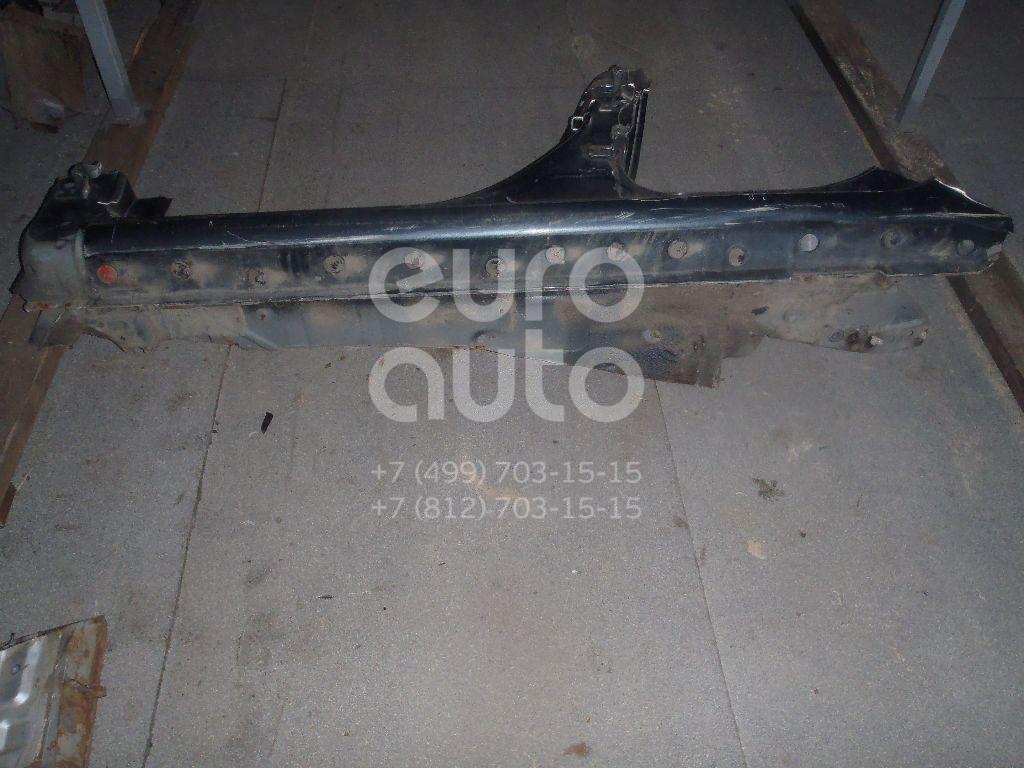 Порог со стойкой левый для Mazda Mazda 3 (BK) 2002-2009 - Фото №1