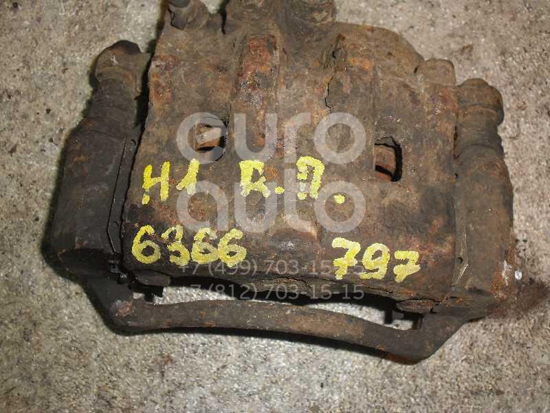Суппорт передний правый для Hyundai Starex H1 1997-2007;H-200 1997> - Фото №1
