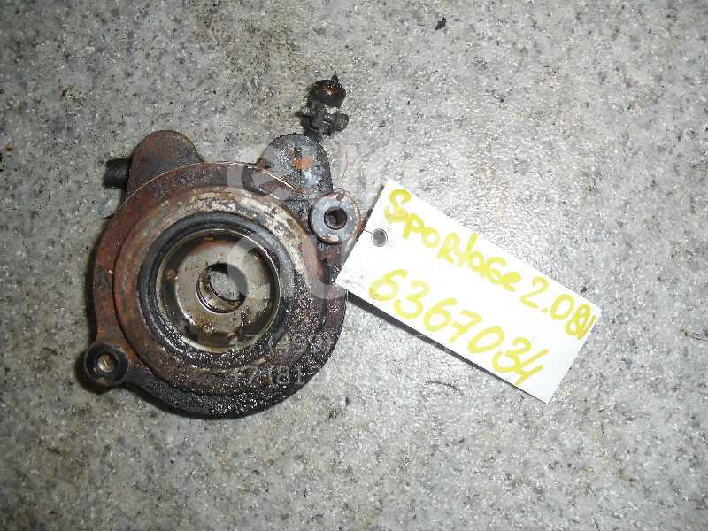Радиатор масляный для Kia Sportage 1993-2006 - Фото №1