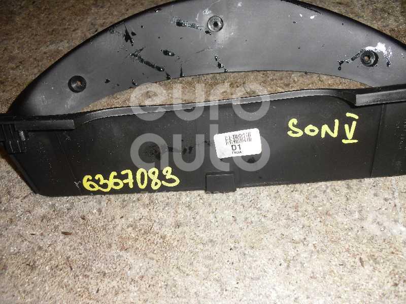 Накладка декоративная для Hyundai,Kia Sonata IV (EF)/ Sonata Tagaz 2001-2012;Sonata IV (EF) 1998-2001;Magentis 2000-2005 - Фото №1