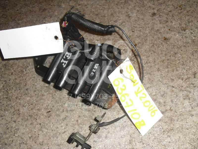 Катушка зажигания для Hyundai Sonata IV (EF)/ Sonata Tagaz 2001-2012;Trajet 2000-2009 - Фото №1