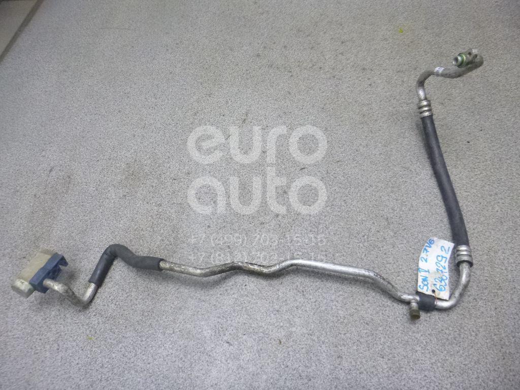 Трубка кондиционера для Hyundai Sonata IV (EF)/ Sonata Tagaz 2001-2012 - Фото №1