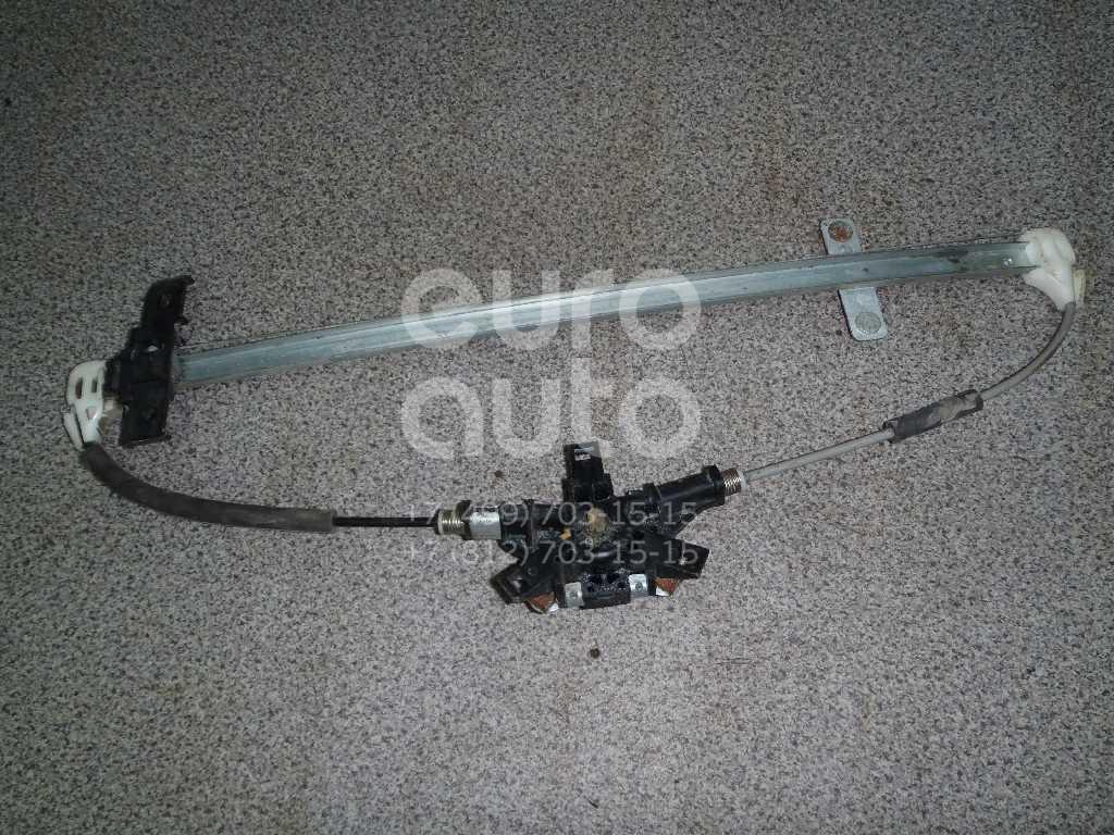 Стеклоподъемник механ. задний правый для Suzuki Grand Vitara 1998-2005 - Фото №1