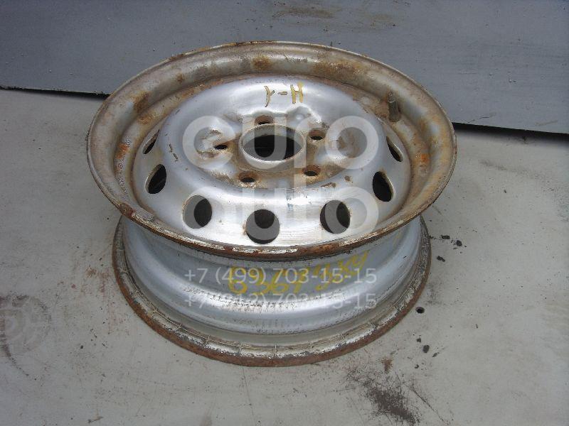Диск колесный железо для Hyundai Starex H1 1997-2007;H-100 1993-2004 - Фото №1