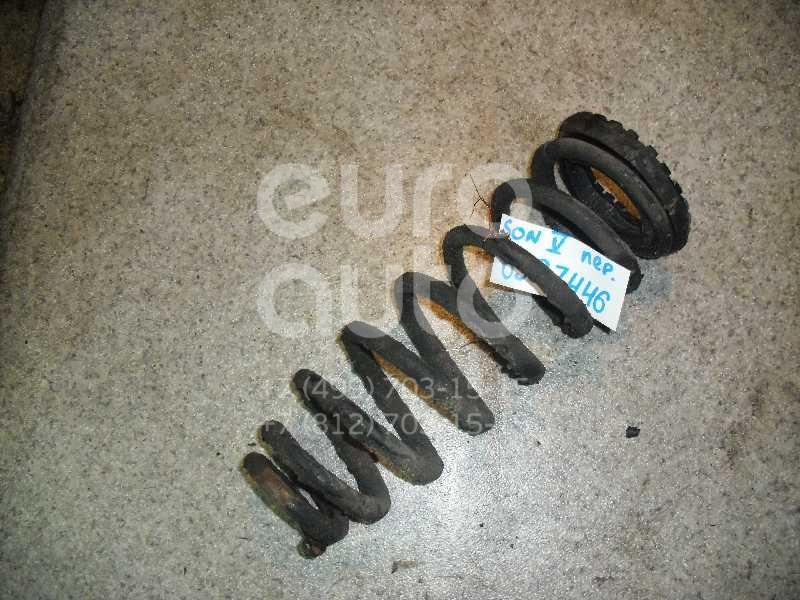 Пружина передняя для Hyundai,Kia Sonata IV (EF)/ Sonata Tagaz 2001-2012;Magentis 2000-2005 - Фото №1