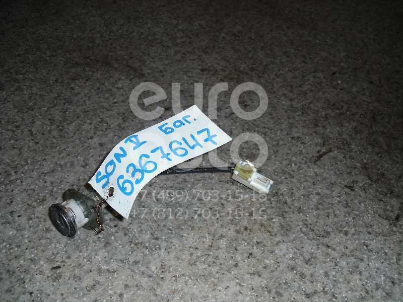 Вставка замка багажника для Hyundai Sonata IV (EF)/ Sonata Tagaz 2001-2012 - Фото №1