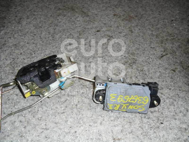 Замок двери задней правой для Hyundai Sonata IV (EF)/ Sonata Tagaz 2001-2012;Sonata IV (EF) 1998-2001 - Фото №1