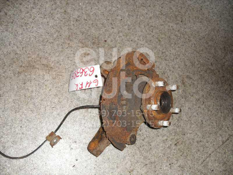 Кулак поворотный передний правый для Subaru Impreza (G11) 2000-2007;Forester (S10) 2000-2002 - Фото №1