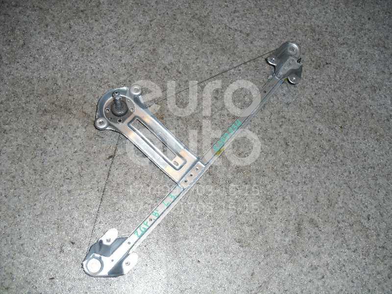 Стеклоподъемник механ. задний левый для Opel Zafira B 2005-2012 - Фото №1