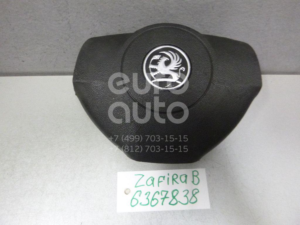 Подушка безопасности в рулевое колесо для Opel Zafira B 2005-2012 - Фото №1