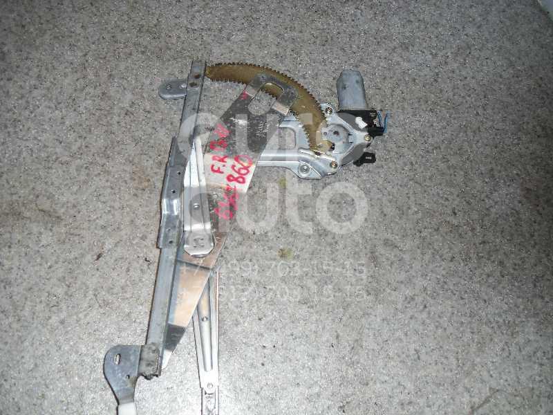 Стеклоподъемник электр. передний правый для Subaru Impreza (G11) 2000-2007 - Фото №1